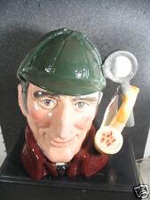 "Royal Doulton The Sleuth D6631 7 1/2"" Toby Mug"