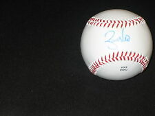 RYAN KLESKO LEGEND PLAYER HAND SIGNED AUTOGRAPHED AUTHENTIC OLB BASEBALL STAR?
