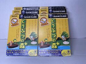 Doubutsu no Mori + Plus Animal Crossing Gamecube Japanese Import GC