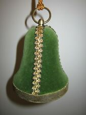 Vintage West Germany Musical Christmas Bell