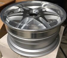 Brabus Mono Vl 3pc 21X10.5 ET59 5:112 Silver Edition One Pc Only Good Conditions