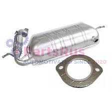 Genuine Smart Fortwo Exhaust Muffler W/ Exhaust Gasket Seal