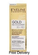 Eveline Cosmetics Gold Revita Expert 30 Face Smoothing Cream Serum 24k Gold