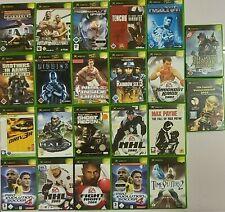 Microsoft Xbox Spiele Sammlung Paket 22 Spiele Set 11