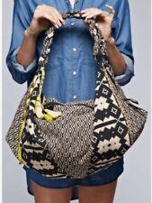 Love Stitch Slouchy Hobo Bag