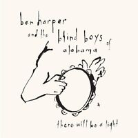 Ben Harper and the Blind Boys of Alabama - There Will Be A Light [CD]