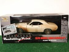 Vanishing Point Ertl American Muscle 1970 Dodge Challenger R/T 1:18 Diecast Car