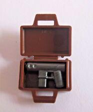 BrickArms TD9 Briefcase Gun for Lego Minifigures NEW Spy Assassin Hitman