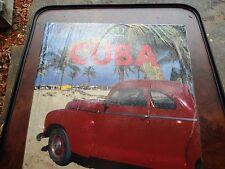GÉO DÉCOUVERTES - CUBA PAYSAGES DU MONDE livre NEUF