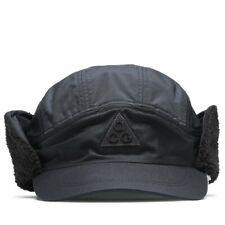 0cba1b45d72 Nike ACG Tailwind Sherpa Unisex Hat Cap Black AR0497 013