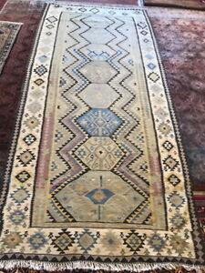 Azerbaïdjan hand made Kilim 292x132cm / 9.7x4.4