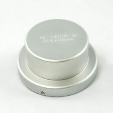 New Metal Rear Lens Cap for Leica M 21mm & 28mm Lens  - AUSTRALIAN SELLER