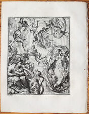 R. de Hooghe: Hieroglyphica Art of Memory On Stars and Planets - 1744