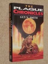 Guy N Smith THE PLAGUE CHRONICLES 1st Edn UKHC Piatkus