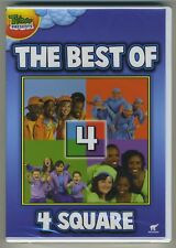 THE BEST OF 4 SQUARE Treehouse YTV Nelvana 2011 DVD Canadian Release OOP HTF
