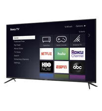"Element E4SW7019RKU 70"" Ultra HD LED Roku Smart TV - Black"