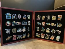 The Batman Pin Collection Complete Set of 40