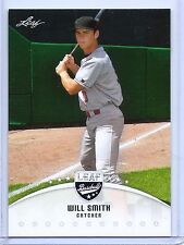 Will Smith 2016 Foglia Baseball Rookie Card #LB-WS1 ! Los Angeles Dodgers