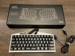 UHK Ultimate Hacking Keyboard - White with Cherry MX Clears