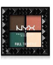 NYX Full Throttle Shadow Palette 02 Explicit Free Shipping NEW Vitamin E