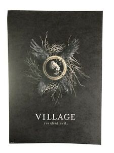 Resident Evil Village Collector's Edition ART PRINT...