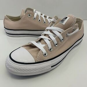 Converse Chuck Taylor All Star OX Sneaker, 164296F Multiple Sizes Particle Beige