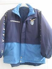Lazio 1997-1998 Bench Football Jacket Coat Size Adult Medium /40840