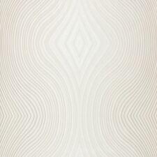 Harald Glööckler Tapeten Kollektion 0,70m Breite Weiß Beige Retro 52515 Design (