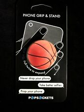 AUTHENTIC PopSockets Basketball Universal Phone Grip PopSocket US Pop Socket