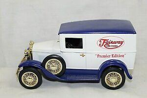 vintage 1930 FORD model A die cast truck LIBERTY CLASSICS  COLLECTORS bank