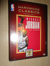 DVD HARDWOOD CLASSICS SERIES MICHAEL JORDAN HIS AIRNESS AUDIO INGLESE