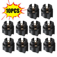 "10pc Twist Lock Socket for Dashboard Instrument Panel Cluster Dash Light T5 3/8"""