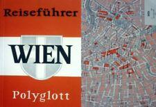 Reiseführer Polyglott Wien 25 Illustrationen, 27 Pläne und Karten 1980/81