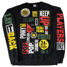 Bruno Mars 24K Magic World Tour Official Crewneck Sweater Mens Size Medium