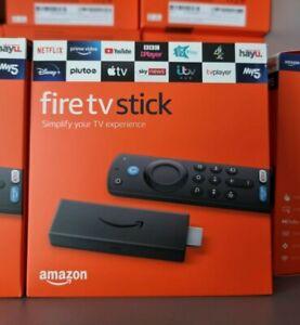 Amazon Fire TV Stick - Alexa Voice Volume Remote HD 3rd Generation 2021 (SALE)