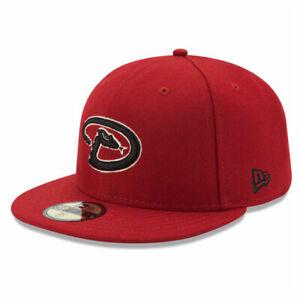 Arizona Diamondbacks 59FIFTY MLB Fitted Baseball Cap - size 7 1/2