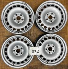 4 x ORIGINAL VW STAHLFELGEN 6,5Jx16 ET33 LK5x112 ML57,1mm