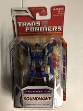 Transformers Cybertron Legends Class Soundwave RID