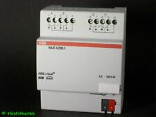 ABB RA/S 4.230.1 EIB KNX Rollladenaktor 4fach 230VAC 6A RA/S4.230.1