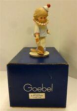 "Vintage Goebel ""In The Spotlight"" figurine 1983, IOB"