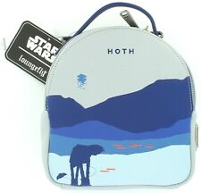 Loungefly Hoth Convertible Backpack/Crossbody Bag with Coin Purse
