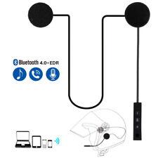 Wireless Bluetooth 4.1 Motorcycle Helmet Headset Earphone Headphone-USB charging