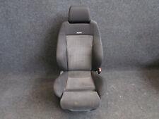 RECARO Sportsitz Beifahrersitz VW Golf 4 Ausstattung Sitz vorne schwarz/grau