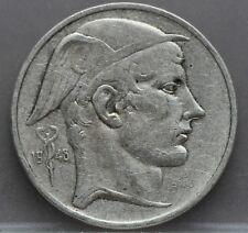 Belgie - Belgium 50 francs 1948 FRA - silver - KM# 136.1