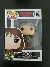 Funko Pop Stranger Things Joyce in with Lights #436 Vinyl Figure Retired - New