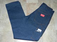 DEADSTOCK 1980's Men's WILD ASS Engineer Jeans by Baileys Brand Size 34 x 34