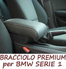 Bracciolo Premium per BMW Serie 1  -(E81 - E87)- MADE IN ITALY - appoggiagomito