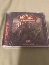 NEW World Of Warcraft: Cataclysm Collector's Edition Soundtrack CD