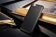 iPhone 6 Ultra Thin Brushed Aluminium Case + Free Screen Protector UK Stock