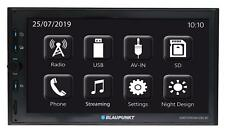 Blaupunkt Amsterdam 290 BT Doppel-DIN MP3-Autoradio Touchscreen Bluetooth USB SD